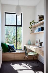 Дизайн маленького кабинета дома